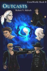 Book 2 in the Crossworld Saga.