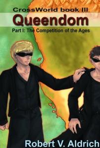 Book 3 in the Crossworld Saga